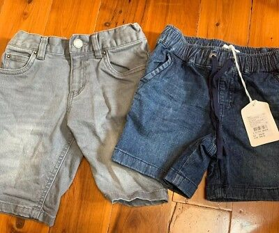 Country Road Boys Shorts Size 5 BNWT