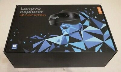 Lenovo Explorer G0A20002Ww Mixed Reality Headset With Motion Controllers Rrp$799