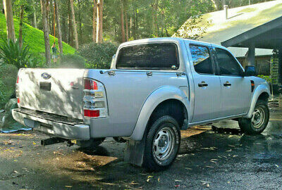 """FORD RANGER 2010 Diesel Unreserved """"OUR LOSS COULD BE GAIN"""" Mazda auto Pk Px UTE"""