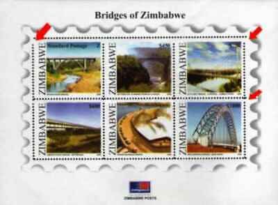 Timbres Ponts Zimbabwe BF11 ** année 2006 (37053T) - cote : 50 €