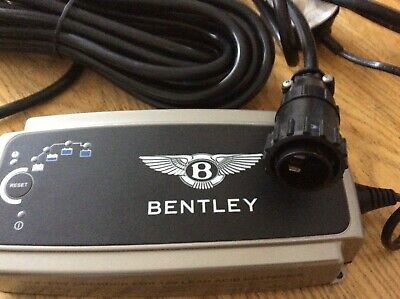 BENTLEY BATTERY TRICKLE CHARGER / BATTERY CONDITIONER  Pre 2011 **GENUINE**  NEW