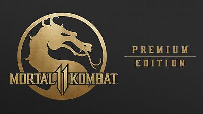 ⭐SALE⭐Mortal Kombat 11 Premium Edition+Shao Kahn +Devil May Cry 5 | OFFLINE (PC)