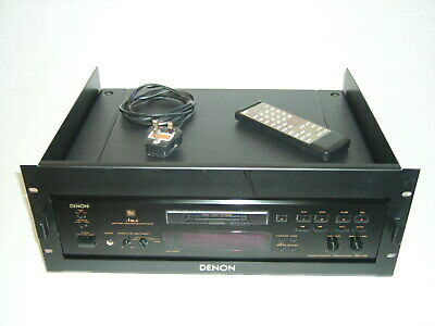 MINIDISC RECORDER + PLAYER (Denon DMD-1000)