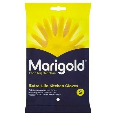 Marigold Small Extra Life Kitchen Gloves