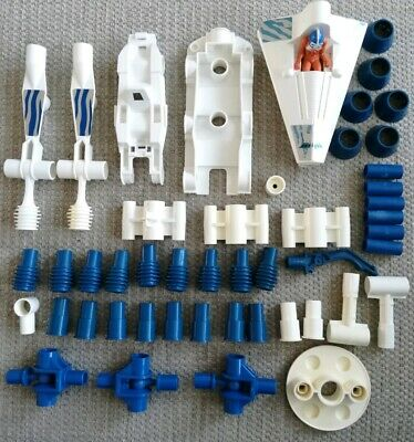 Britains Star Raiders space alien parts bundle.