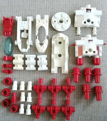 Britains Star Force space alien parts bundle.