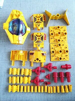 Britains stargard space alien parts bundle.