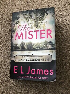 The Mister Paperback By E. L. James
