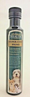 HyperCoat Prime-Skin & coat supplement with Omega oils-The Animal Health Company