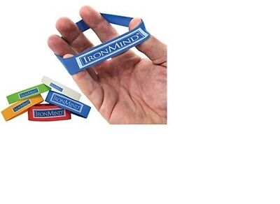 Ironmind Expand Your Hand Bands extensor training