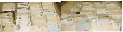 GERMAN 1,080 COVERS/CARDS 1900's-1950's INCLUDES 405 POSTAL CARDS,20 LETTER