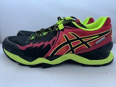 buy popular 4e021 725eb ASICS GEL FUJI ENDURANCE Womens Running Shoes UK4.5
