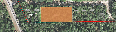4 connected lots, 1.10 Acres total ***FINANCING AVAIBABLE*****Contract for deed*