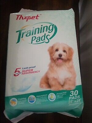 200 30x30 Dog Puppy Pet Housebreaking Wee Wee Training Pee Potty Pads Underpads