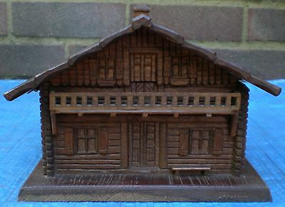 Black Forest Rare Chalet Fitted Smokers Box