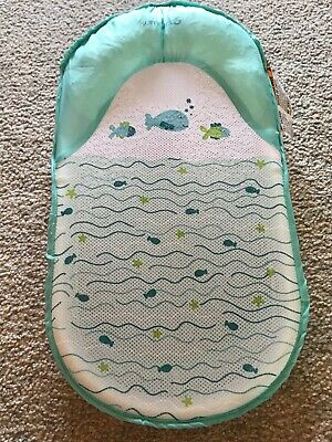 cd5e1e9fbaa SUMMER INFANT BATH Sling with Warming Wings Unisex Baby Bathing Aid ...