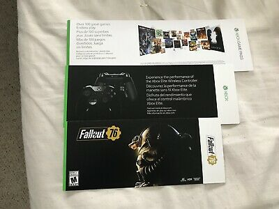 Fallout 76 for Xbox One + 1 Month Gold + 1 Month Game Pass
