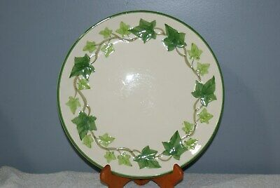 """Franciscan IvyRound Platter11 3/16"""" Made in USACal. Stamp"""