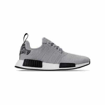 b6bd3a5f10614 Men s adidas NMD Runner R1 Casual Shoes Camo Heel Grey B37617 GGB