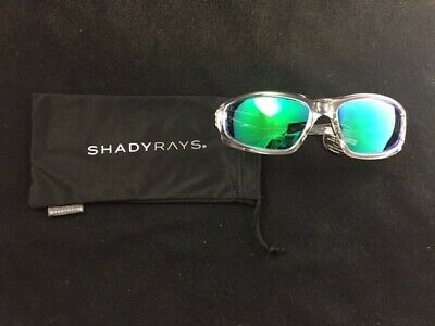 dbe29ee3fb79 Shady Rays X Series Emerald Ice Polarized Men s Sport Sunglasses