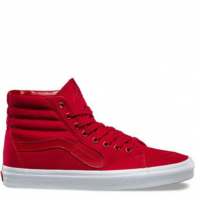 3a314aa604c9a8 VANS SK8 HI CUP CA Red leather chili pepper- men s sz. 12 -  29.99 ...