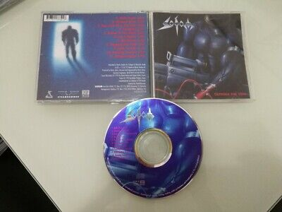 DESTRUCTION - THE Least Successful Human Cannonball CD KREATOR SODOM