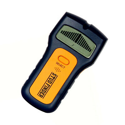 LCD Digital Wall Detector Metal Wood Stud Finder AC Cable Live Wire Scanner