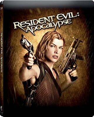 Resident Evil - Apocalypse 2016 Uk Exclusive Limited Edition Steelbook to...