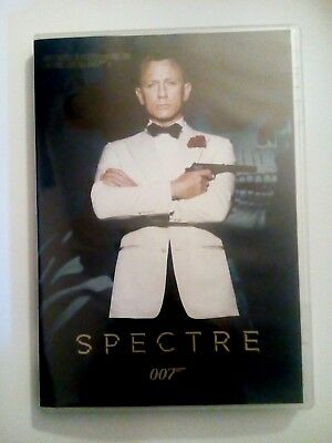 007 SPECTRE  DVD comme Neuf