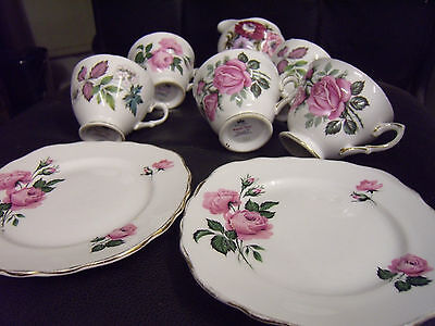 Royal Vale collection Bone China  Ridgeway Potteries Ltd lovely  Made in England
