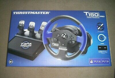 NEW THRUSTMASTER T150 Rs Pro 4168059 Racing Wheel + Pedal