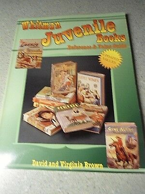 Whitman Juvenile Books Reference & Value Guide Collector Bks 1999 Paperback
