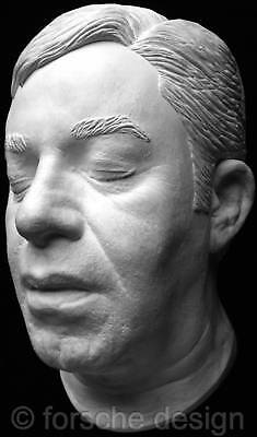 Jerry Lewis RARE Life Mask of the Actor and Comedian