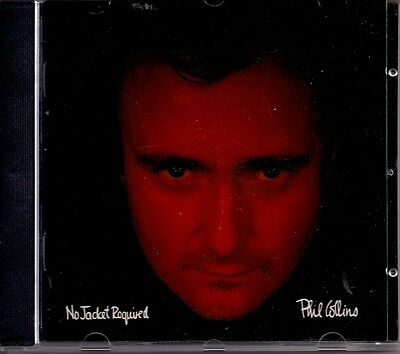 Phil Collins - No Jacket Required - Target CD -