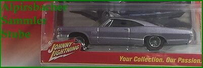 A.s.s Neu Johnny Lightning 1/64 1965 Pontiac Catalina Classic Gold Jlcg001-06
