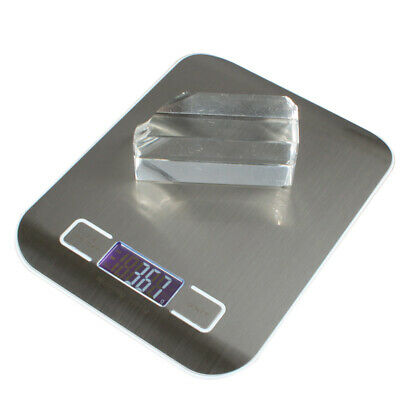 5kg Stainless Steel Digital LCD Electronic Kitchen Cooking Food Weighing Scales
