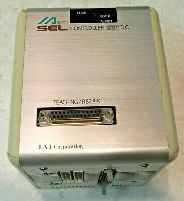 IA Super SEL  Controller SEL-G-2-DC-100.100 Type G DC
