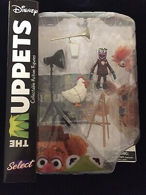 Diamond Select Toys The Muppets Gonzo & Camilla Ovp