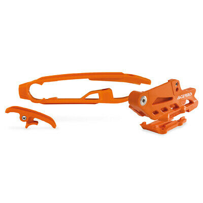 Acerbis 0016856.010 kit passacatena + cruna per KTM SX / SX-F IT