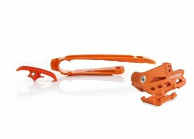Acerbis 0022349.010 kit cursore catena KTM EXC/EXC-F 2017 IT