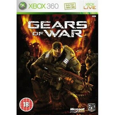 Gears of War Xbox 360 One full game digital DLC code