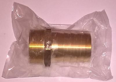 "2"" BSP Male x 2"" Brass Hose Tail"