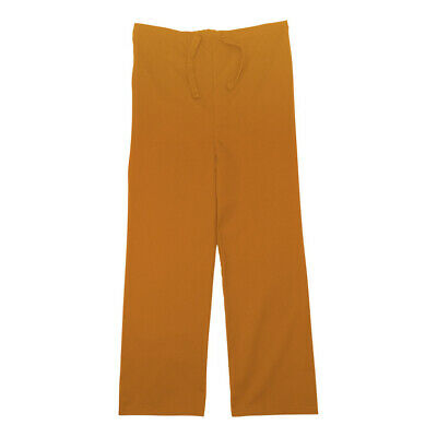 Gelscrubs Kids Light Orange Scrub Pants, Large (9-12 Years Old) 6775-TEN-L