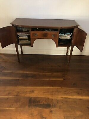Genuine Original Edwardian antique sideboard cabinet