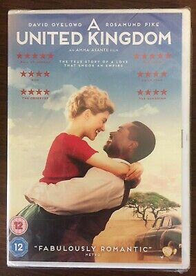 A United Kingdom DVD (imported from UK) - Region 2 - new and sealed