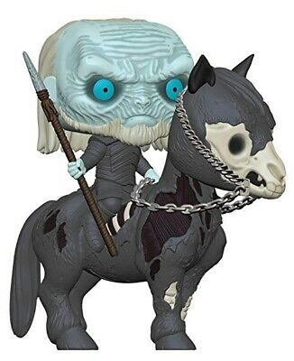 Funko Pop Rides White Walker on Horse Game of Thrones . In Hand