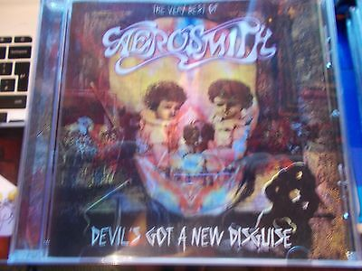 Devil's Got A New Disguise The Very Best Of Aerosmith - 2006 Sony Remastered Cd