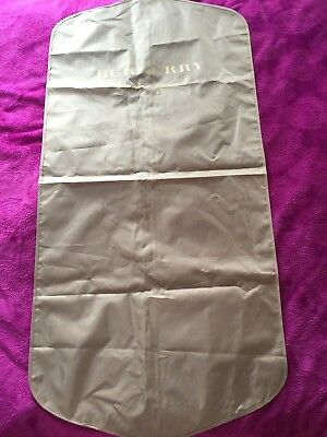 Burberry Dress Suit Coat Clothes Dust Cover Protector Storage Bag ♡ Aa2