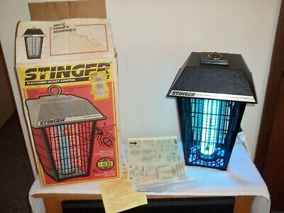 STINGER UV40 BUG Insect Zapper Uv Light Technology 40 Watt