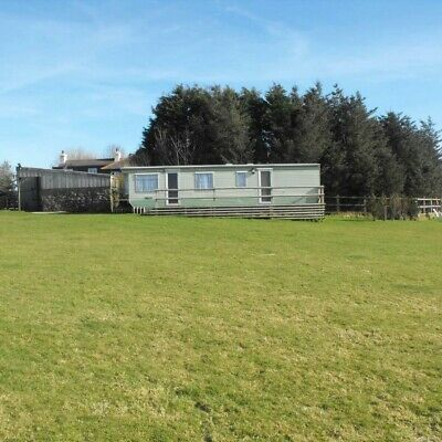 6 Berth static to rent (North Cornwall) Sited on Private Land 13th - 20th July